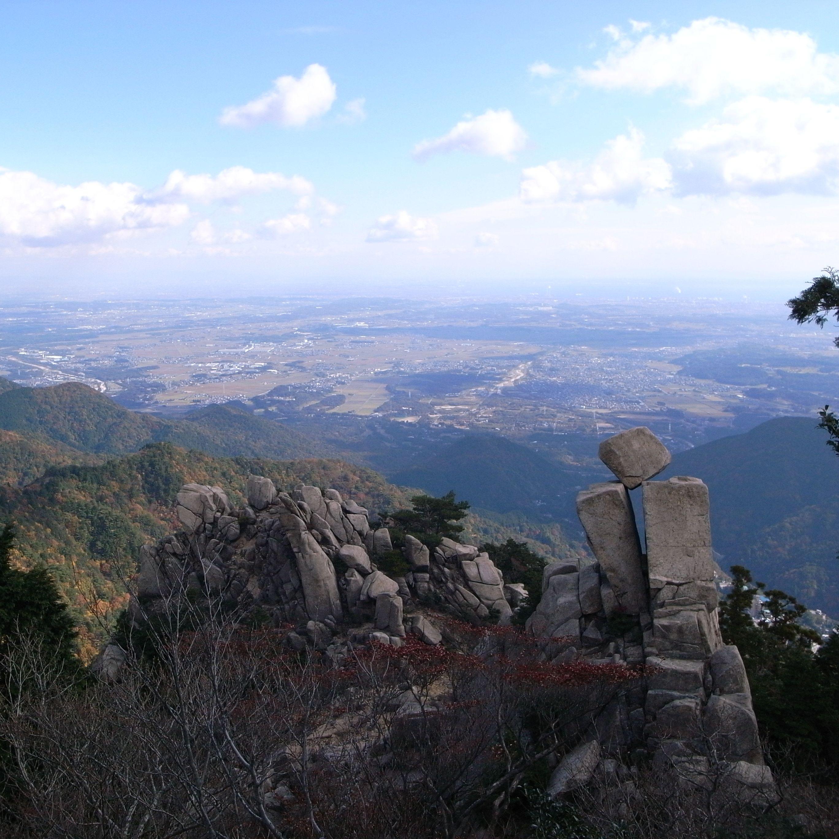 御在所岳 19. November 2008
