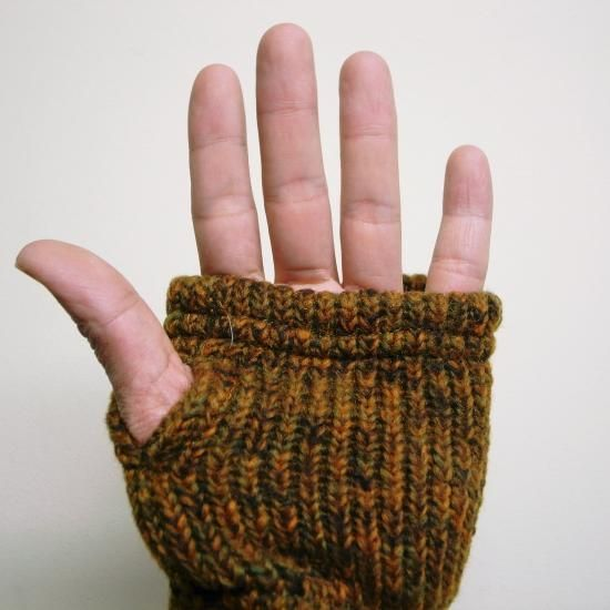 MOUNTAIN EQUIPMENT CLASSIC WOOL HAND WARMER