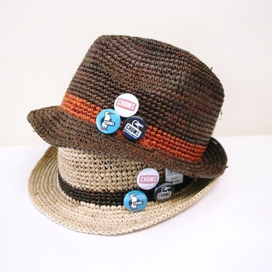 COOL HATS CHUMS/Straw Hat & OR/Summer Odd Job