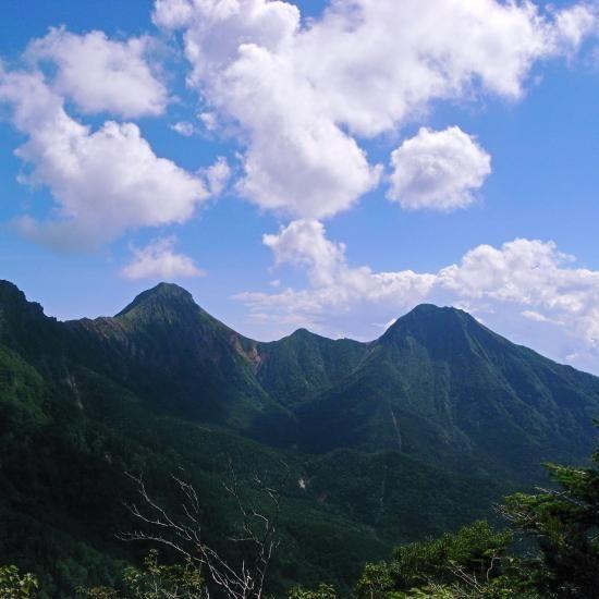 美濃戸口-唐沢鉱泉 31. AUGUST-1.SEPTEMBER 2010