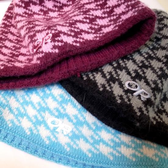 OUTDOOR RESEARCH SHERLOCK BEANIE & GRETEL CAP