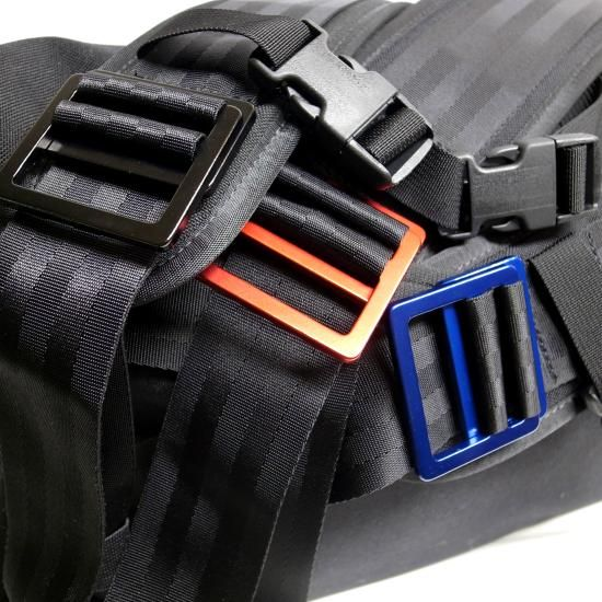 MISSIONWORKSHOP Messenger Bag COLOR BUCKLE
