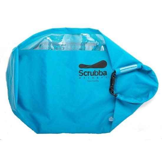 SCRUBBA Scrubba wash bag