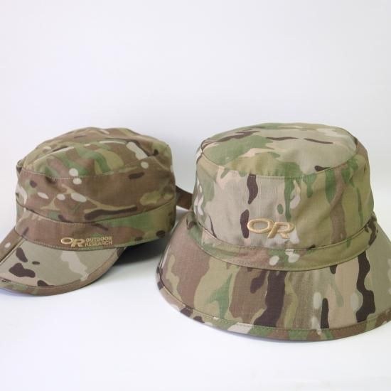 OUTDOOR RESEARCH MULTICAM NyCo Ripstop HAT&CAP