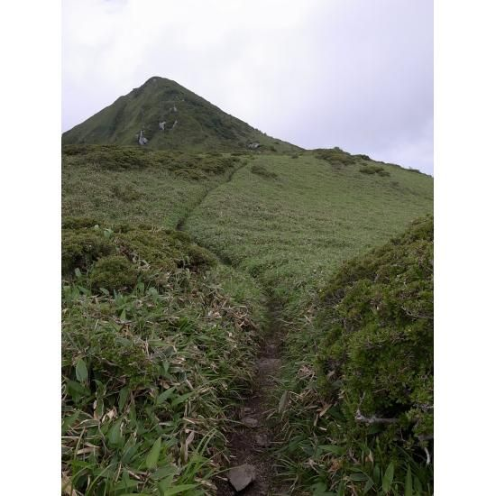 三嶺山 10-11.JULY 2012