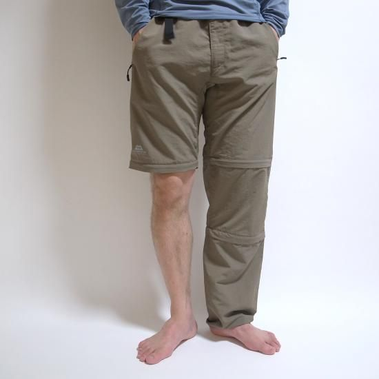 MOUNTAIN EQUIPMENT  GRIT STONE ZIP OFF PANT