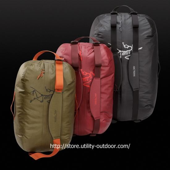 ARC'TERYX TRAVEL BAGS