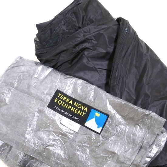 TERRA NOVA Moonlite Bag Cover & Tarp Ultra 1