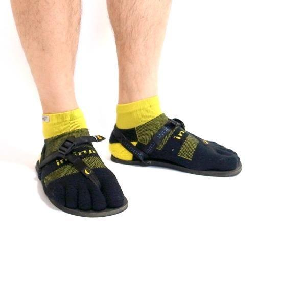 injinji & Luna Sandals