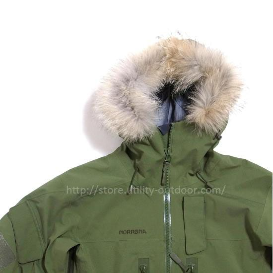 NORRONA RECON GORE-TEX PRO JACKET FUR SET