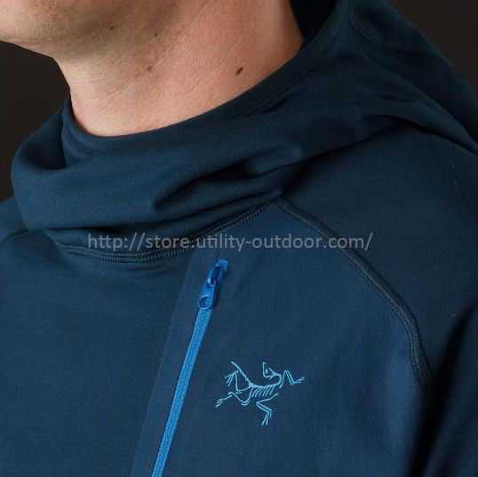 ARC'TERYX  fleece jacket & hoody