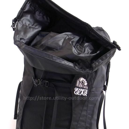 GRANITE GEAR VIRGATE BLACK