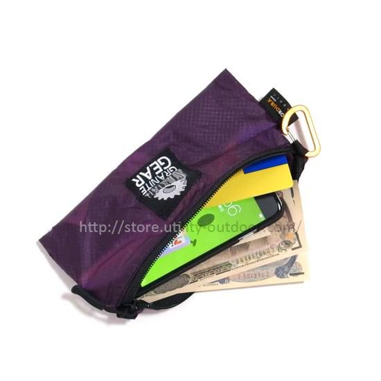 GRANITE GEAR TRAIL WALLET
