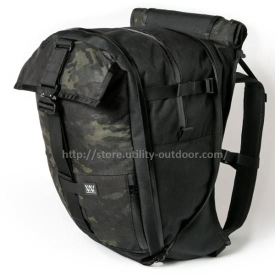MISSIONWORKSHOP BLACK CAMO SERIES BACKPACKS