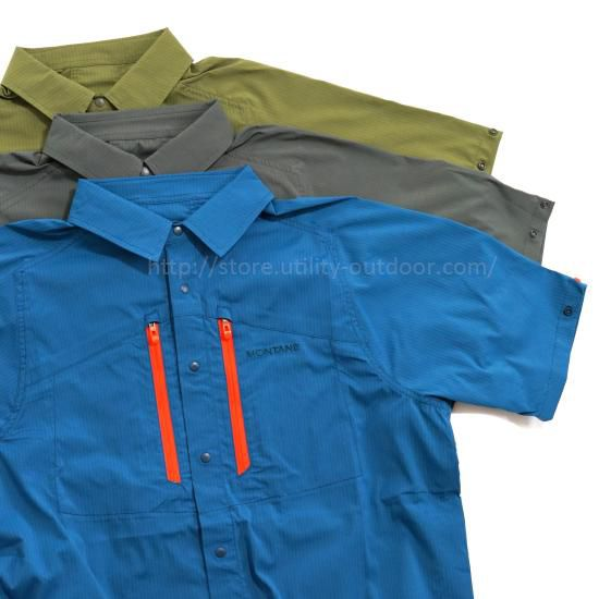 MONTANE TERRA NOMAD SHIRT & LONG-SLEEVE SHIRT