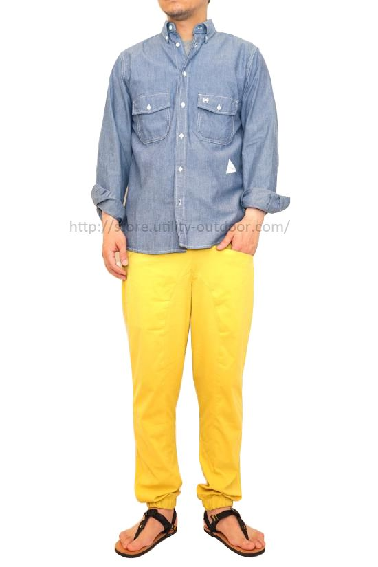 Style Sample Colored Pants