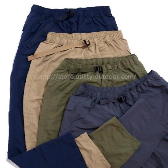 yamatomichi 5-POCKETS LONG PANTS