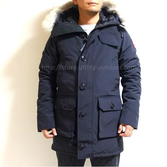 CANADA GOOSE BROOKFIELD BLACK & NAVY