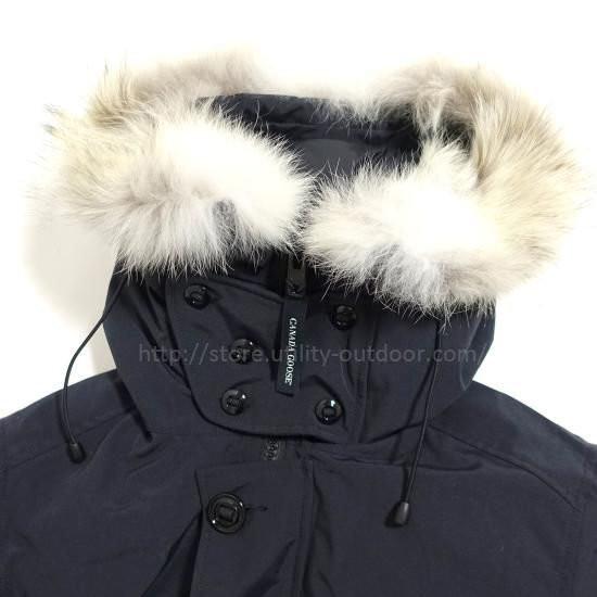 CANADA GOOSE RUSSELL PARKA & BROOKFIELD