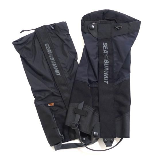 SEA TO SUMMIT SUMMIT GAITERS & ALPINE GAITERS