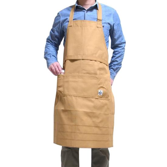 CHUMS CANVAS APRON