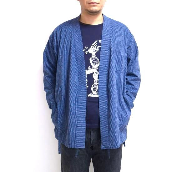 snowpeak Dobby Sashiko Noragi Jacket & Pants