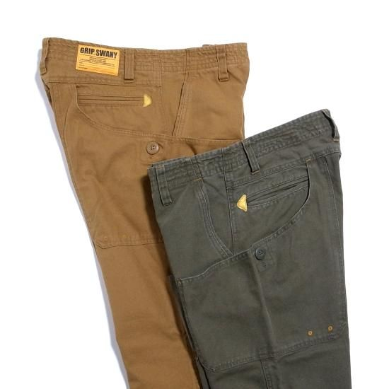 GRIP SWANY GSP-12 WORK PANTSⅡ