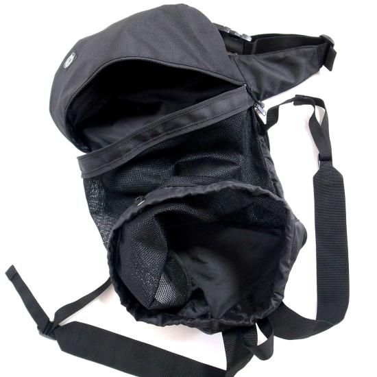 snowpeak Active Mesh 2way Bag