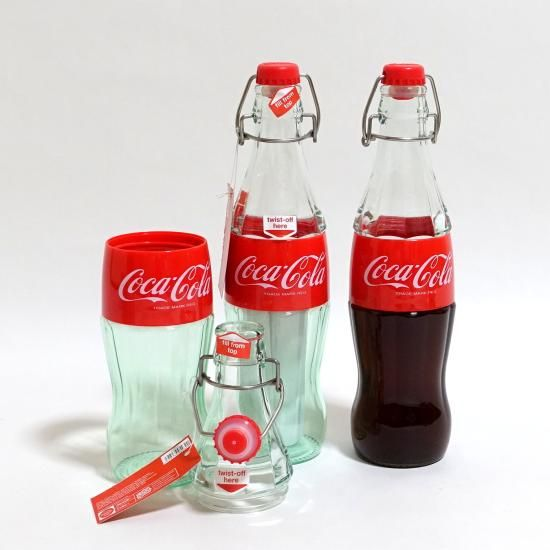 COOL GEAR Coca-Cola Bottle & Ice Block