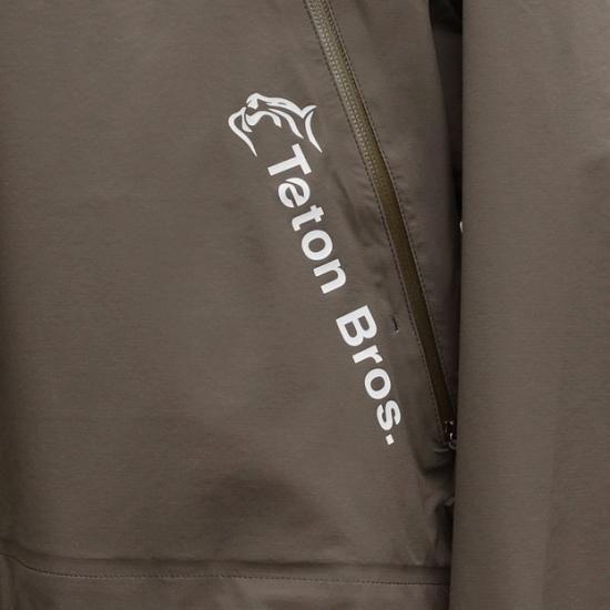 Teton Bros. TSURUGI JACKET BLACK OLIVE