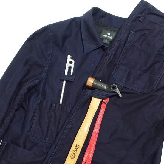 snowpeak Moleskin Denim Jacket & Pants