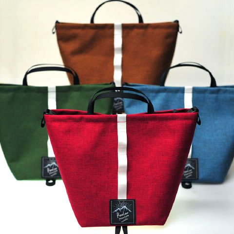 RawLow Mountain Works. Tabitibi Tote