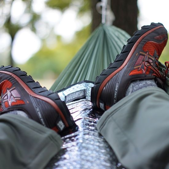 HENNESSY HAMMOCK Radiant Double Bubble Pad
