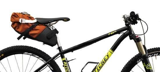 RawLow Mountain Works. Bike'n Hike Bag & PAPERSKY Ver.