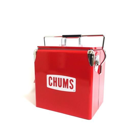 CHUMS Steel Cooler Box