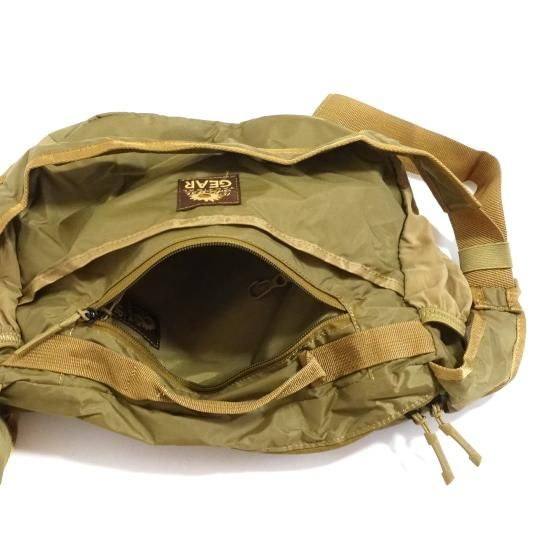 GRANITE GEAR PACKABLE COURIER & TACTICAL