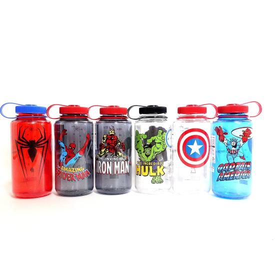 nalgene Wide Mouth 1.0L MARVEL