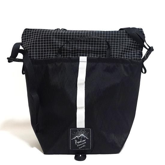 RawLow Mountain Works. Tabitibi Tote  X-PAC Edition