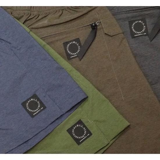 山と道 5-Pockets Light Pants & Shorts