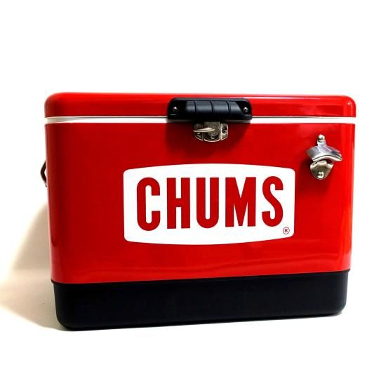 CHUMS Steel Cooler Box 54L