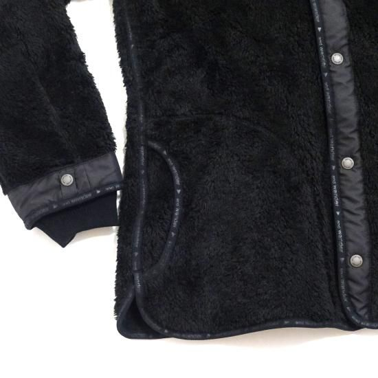 and wander Lining fleece jacket