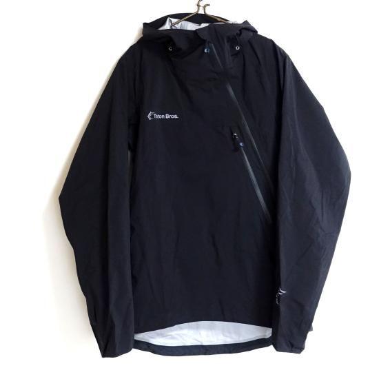 Teton Bros. Tsurugi Lite Jacket Aqua Breath