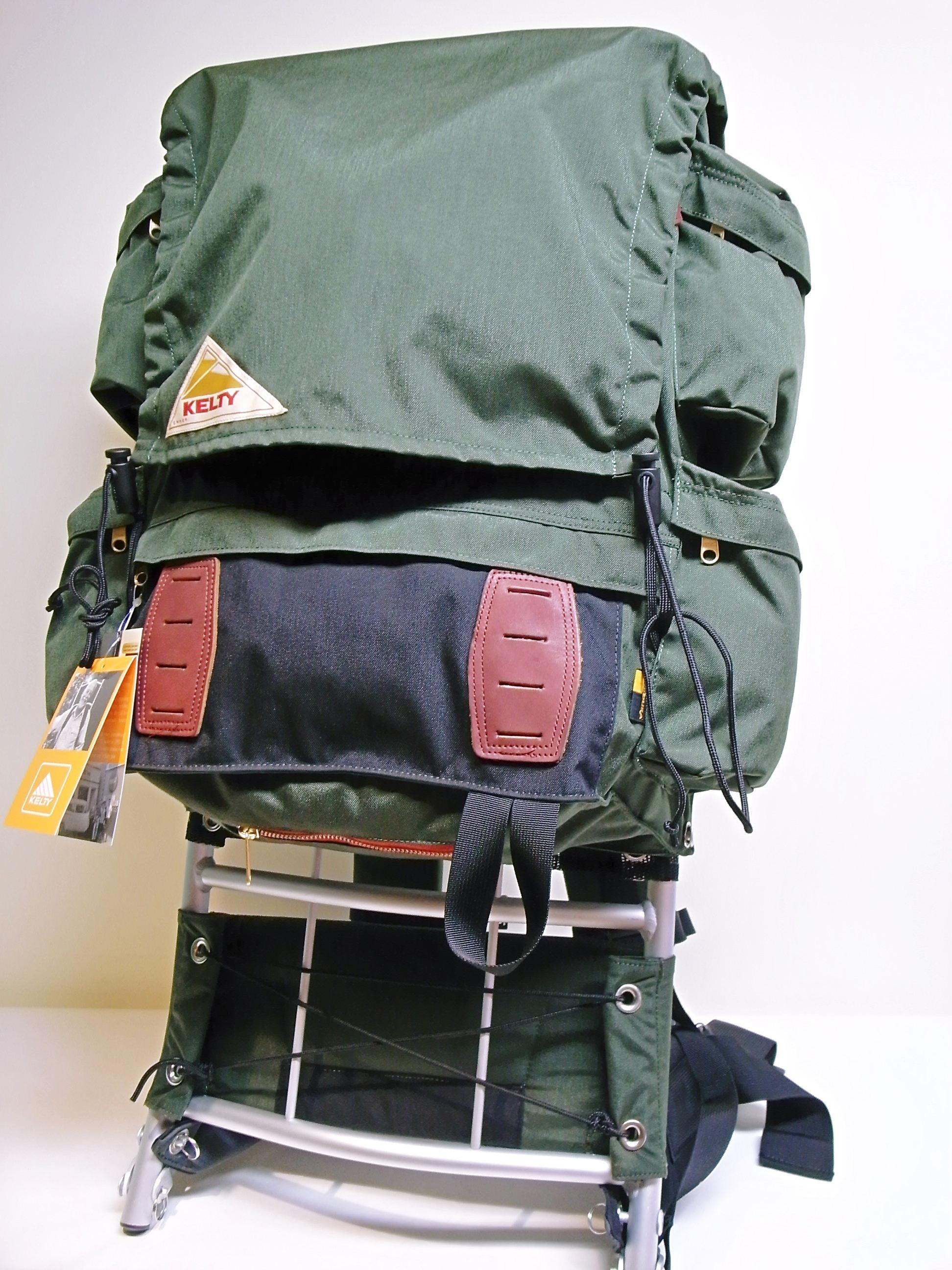 ケルティ 復刻フレームパック Kelty Mountaneer Frame Pack Utility