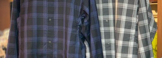 山と道 「β Merino Coach Shirt Jacket」「Merino Shirt」「Merino Full Zip Hoody」