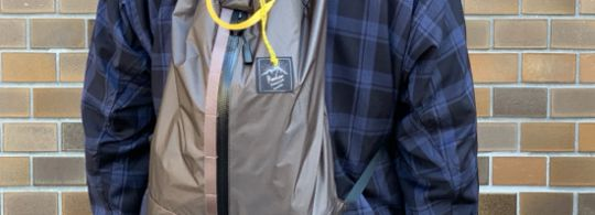 RawLow Mountain Works. Cocoon Pack