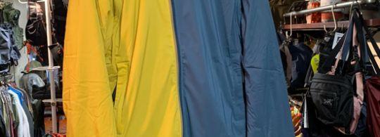 山と道 Light Alpha Vest/Jacket & Merino 5-Pocket Pants