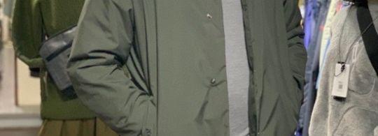 HOUDINI Activist Turtleneck & Enfold Jacket